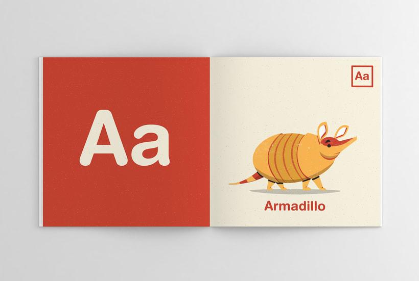 Alfabeto Animal 1