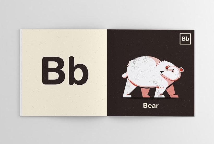 Alfabeto Animal 2