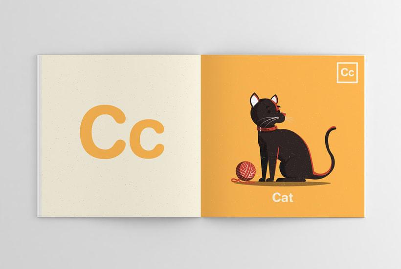 Alfabeto Animal 3