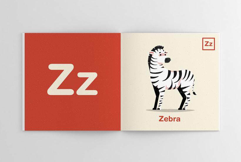 Alfabeto Animal 21