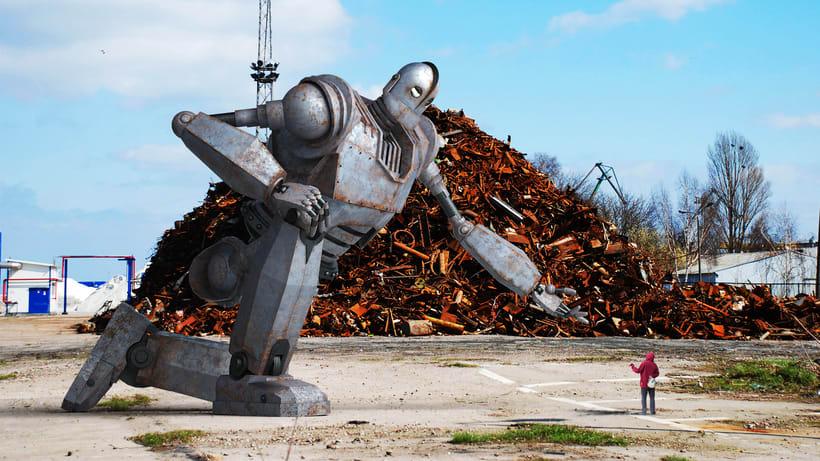 My Iron Giant 0