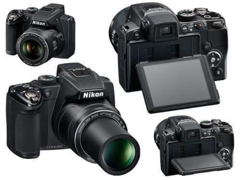 Vendo NIKON COOLPIX P500 (Super zoom) 2