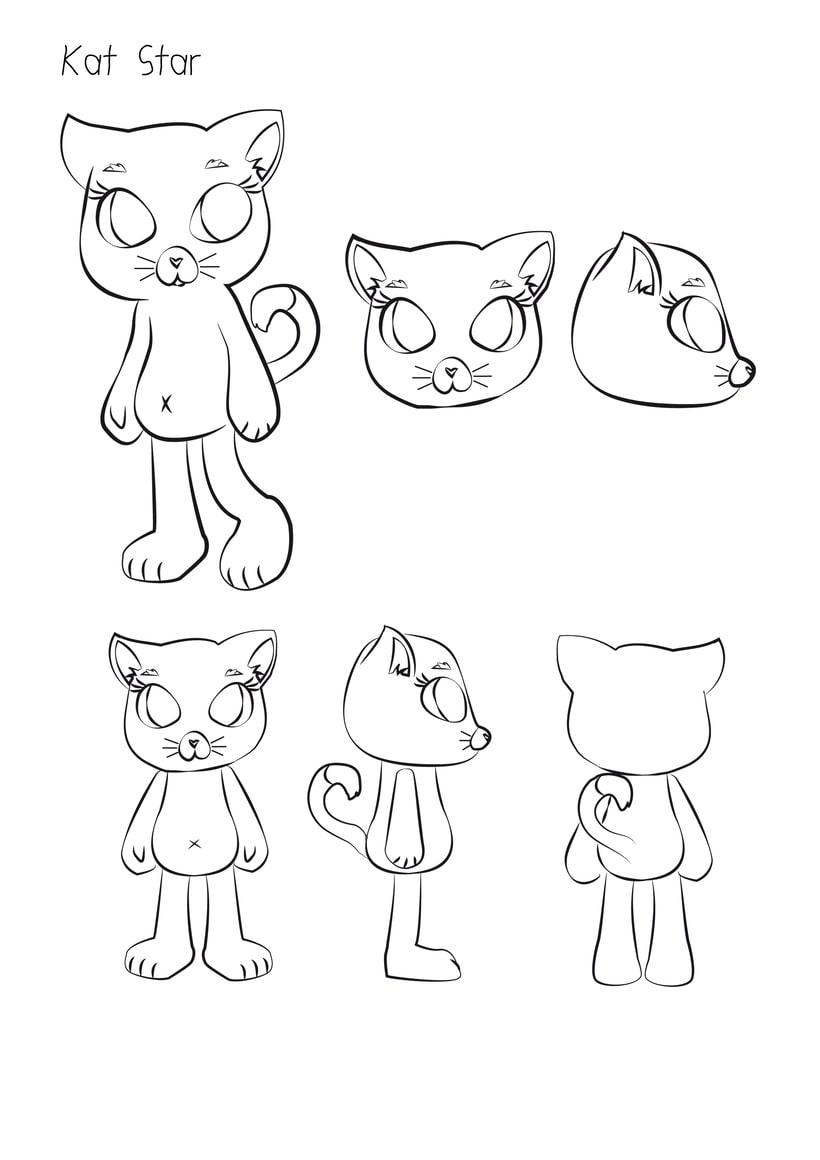 Diseño Juguete - Personaje infantil 0