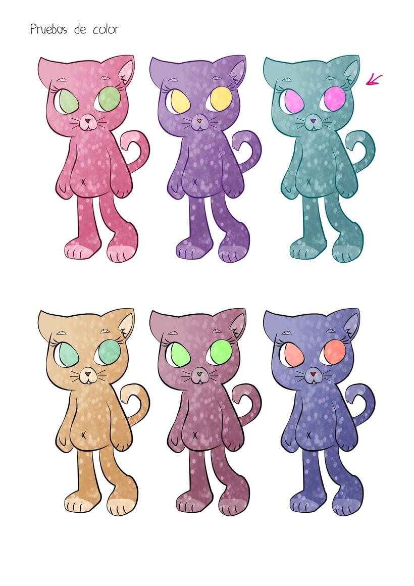 Diseño Juguete - Personaje infantil 1