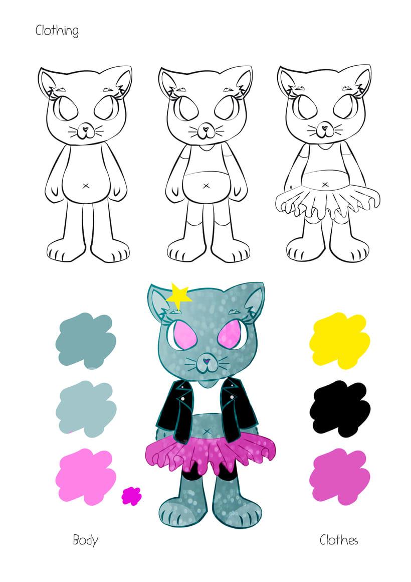 Diseño Juguete - Personaje infantil 2
