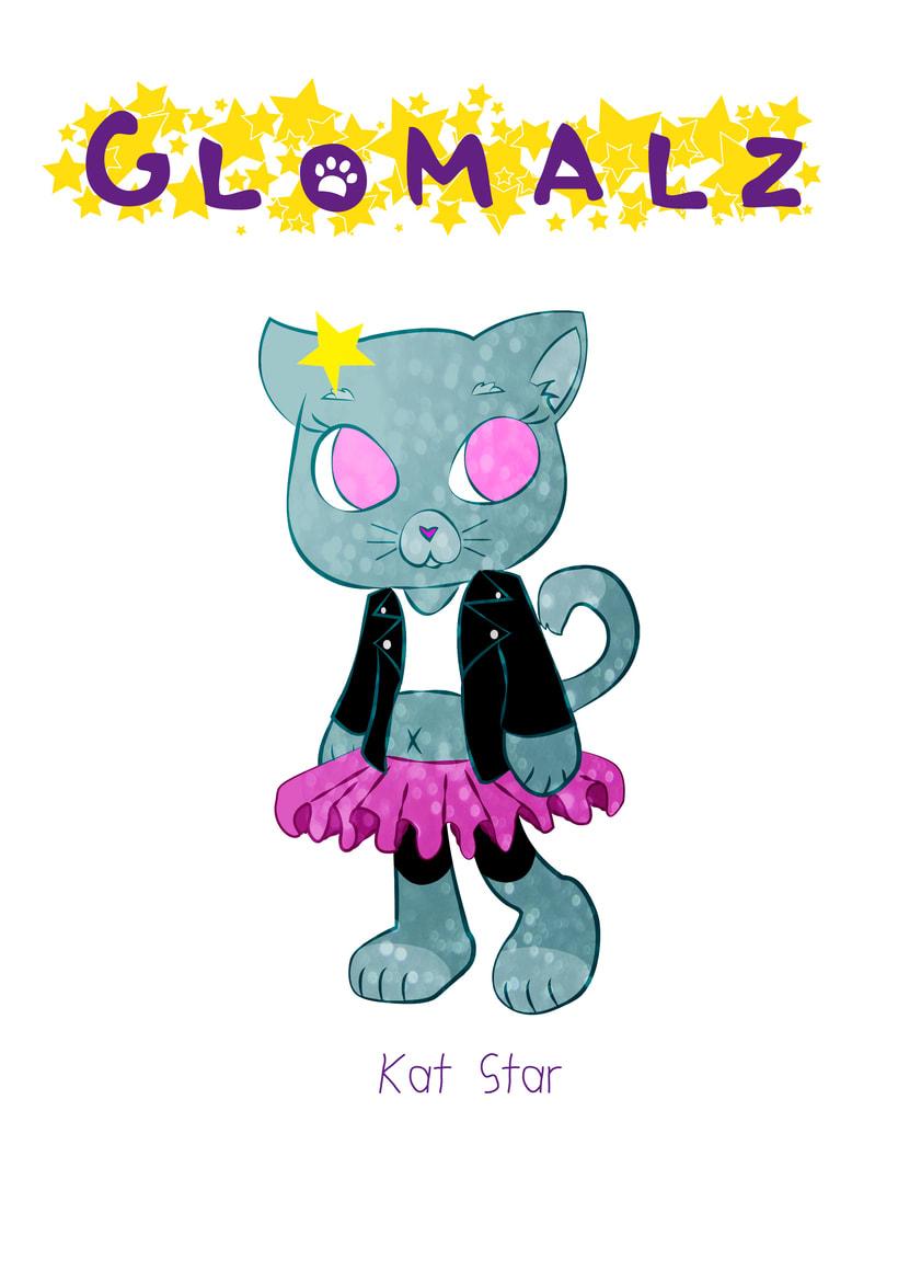 Diseño Juguete - Personaje infantil 4