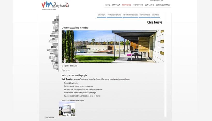 Portal Web Vm2Estudio  1