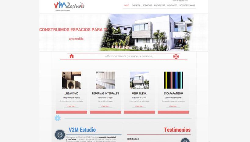 Portal Web Vm2Estudio  3