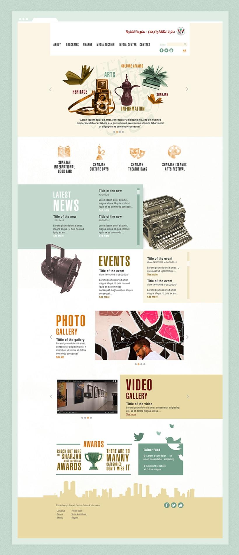 Propuestas: diseño web 0