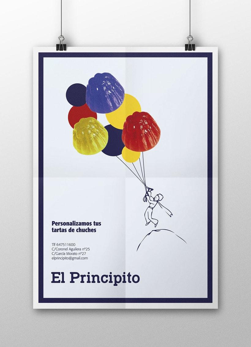El Principito - Campaña publicitaria 0