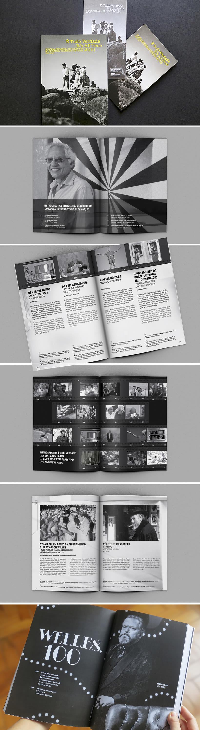 """Festival Internacional de Documentales """"É Tudo Verdade""""  0"""
