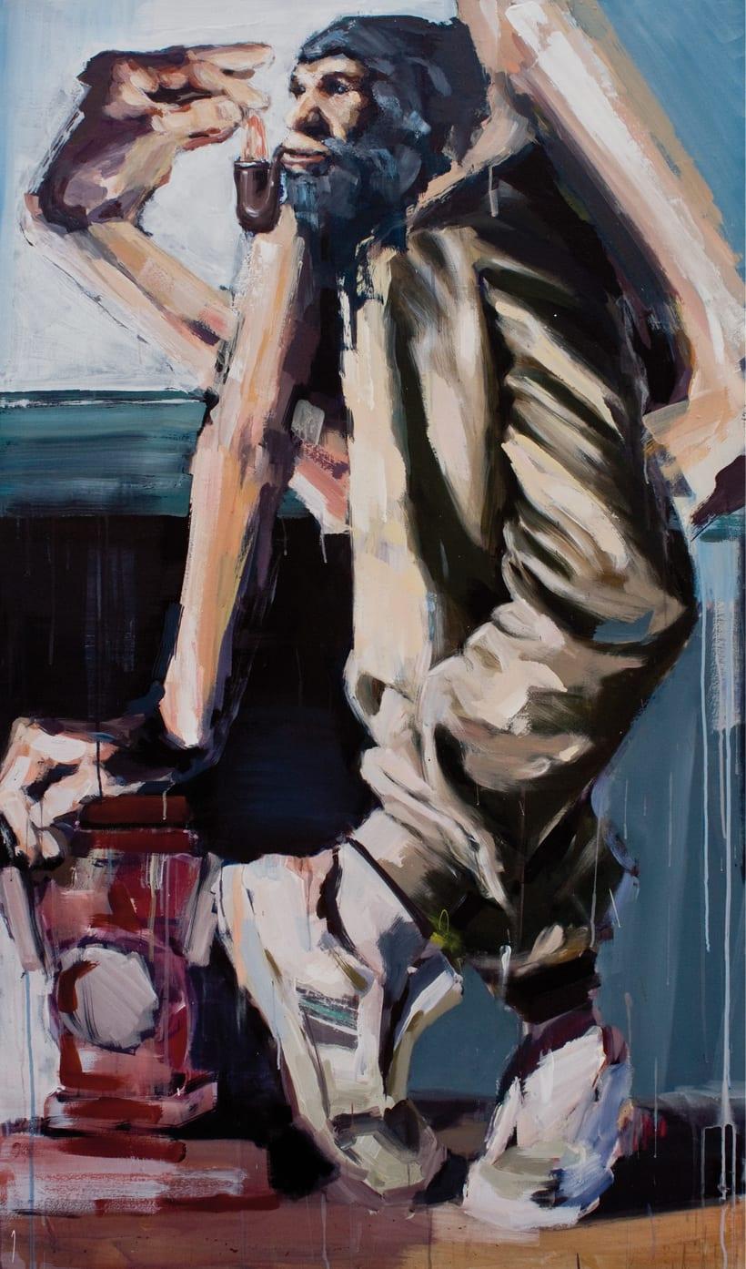 Paintings 2014 -1