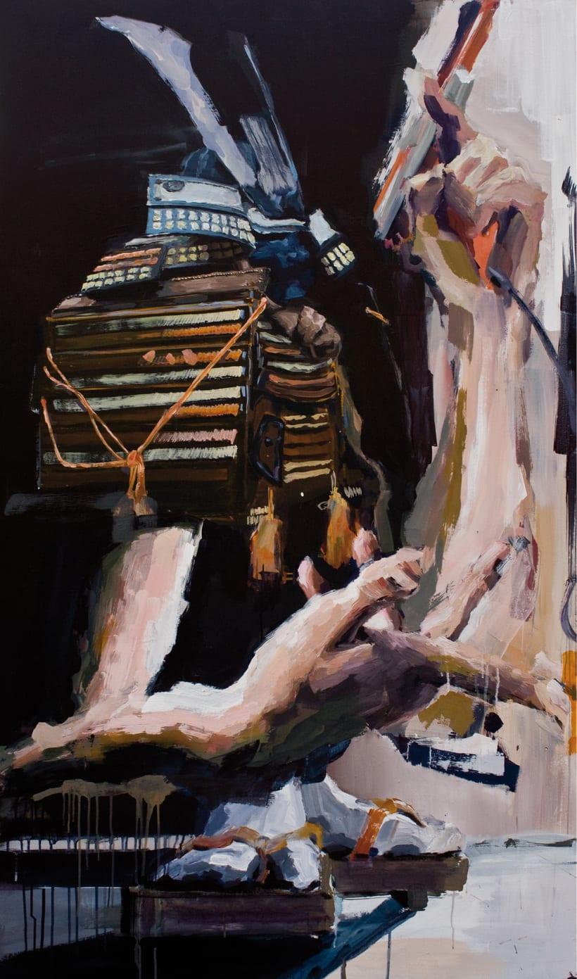 Paintings 2014 1