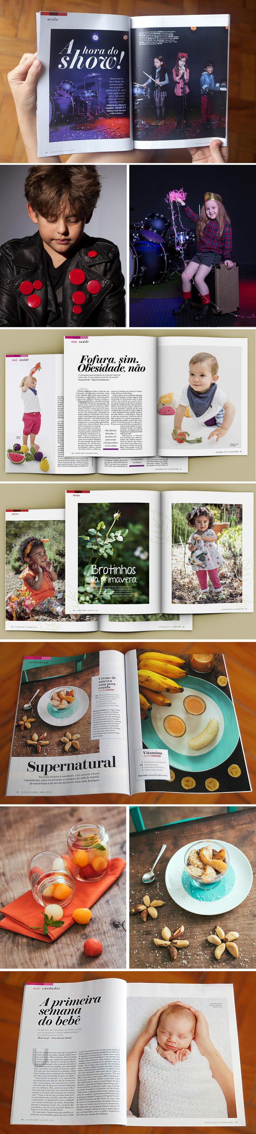 Revista Claudia Filhos 0