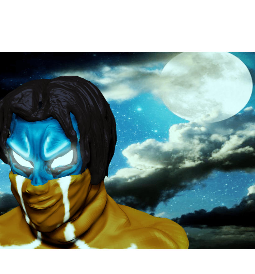 Mi Proyecto del curso: Raziel, post produccion photoshop -1