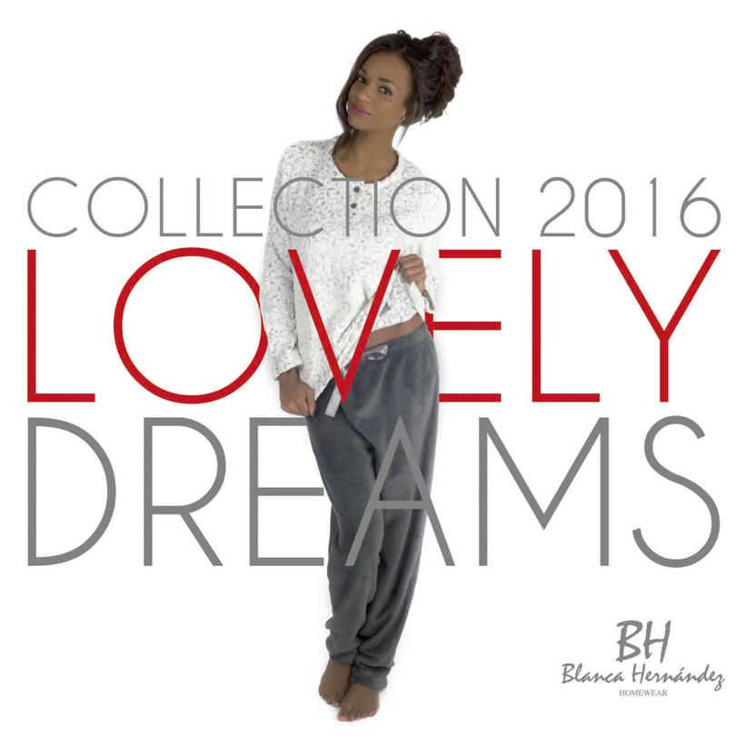 Catálogo LOVELY DREAMS Blanca Hernández 0