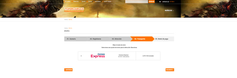 Rediseño de formulario de usuario (login registration) 3