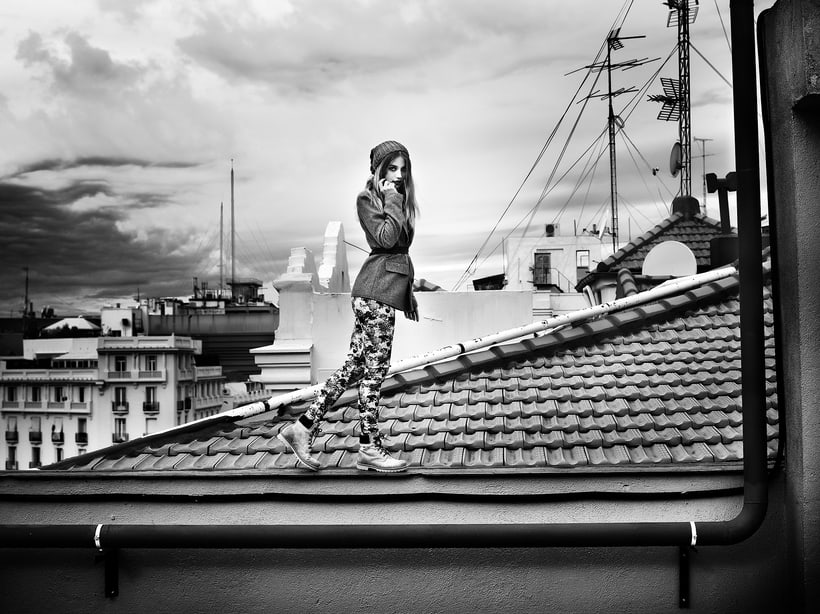 Ana de Armas para Babylon Magazine  2