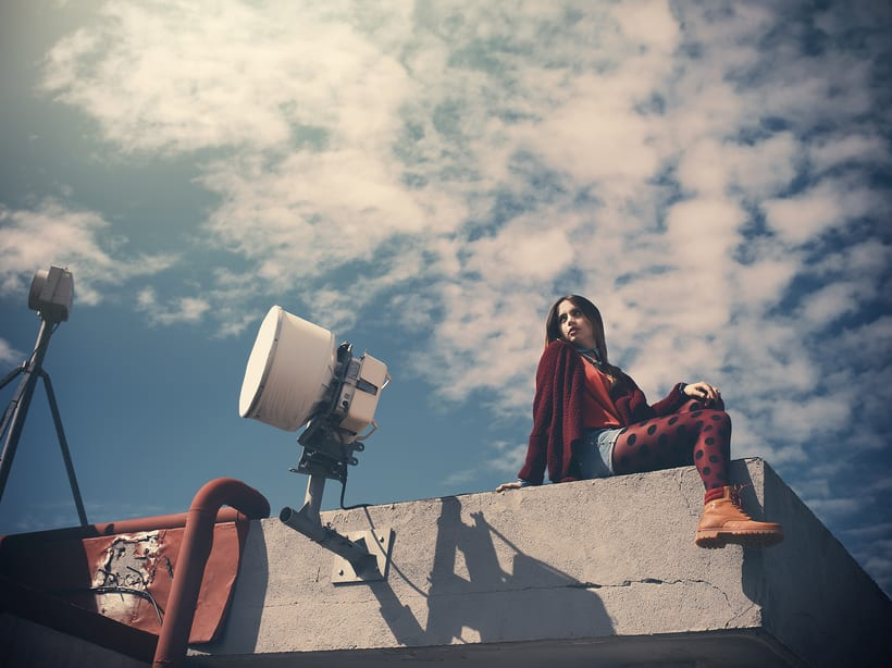 Ana de Armas para Babylon Magazine  9