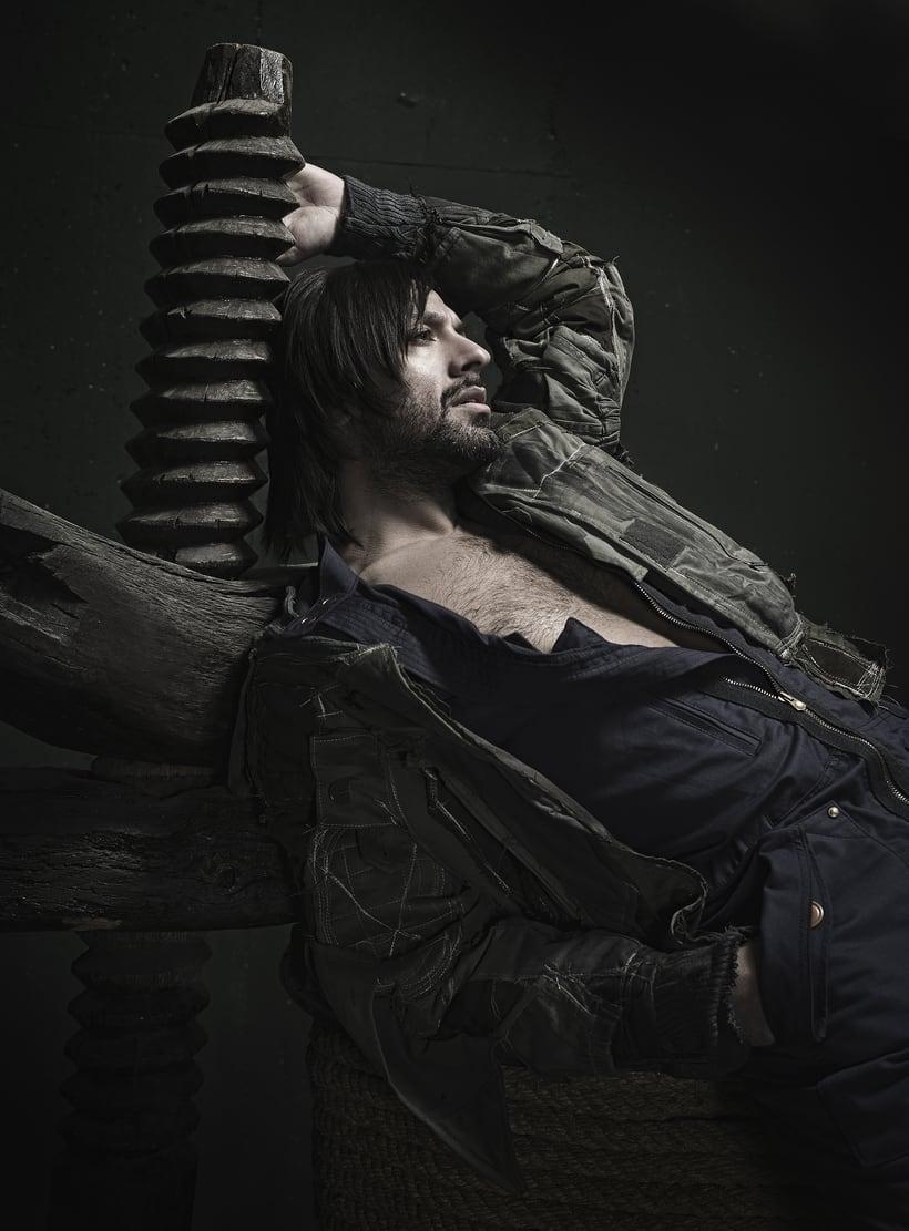 Rafael Amargo para Le City Deluxe 0