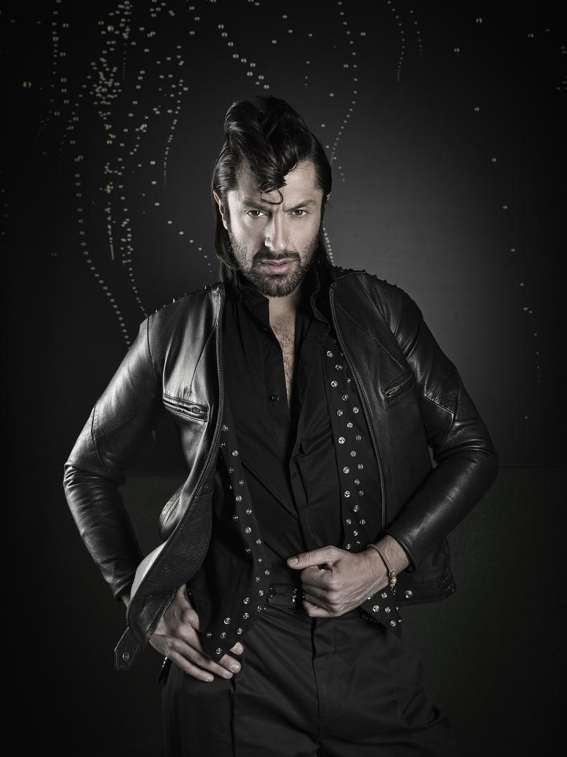 Rafael Amargo para Le City Deluxe 1