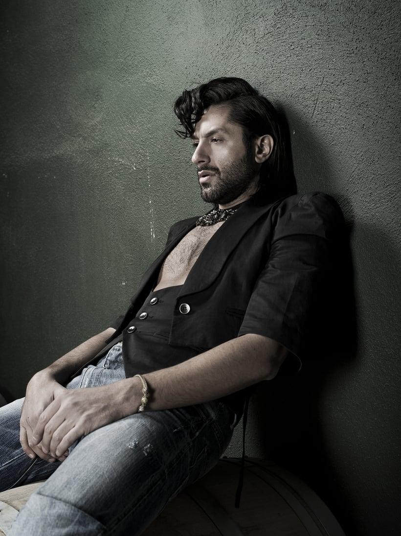 Rafael Amargo para Le City Deluxe 3