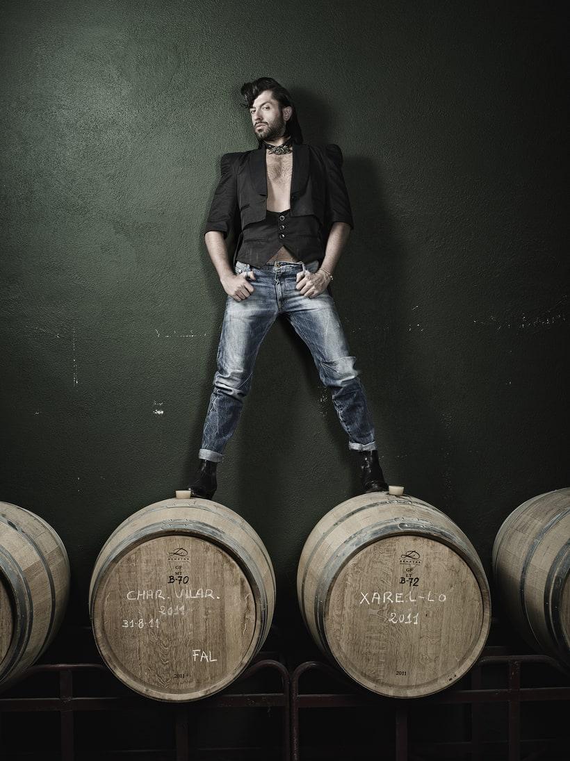 Rafael Amargo para Le City Deluxe 4