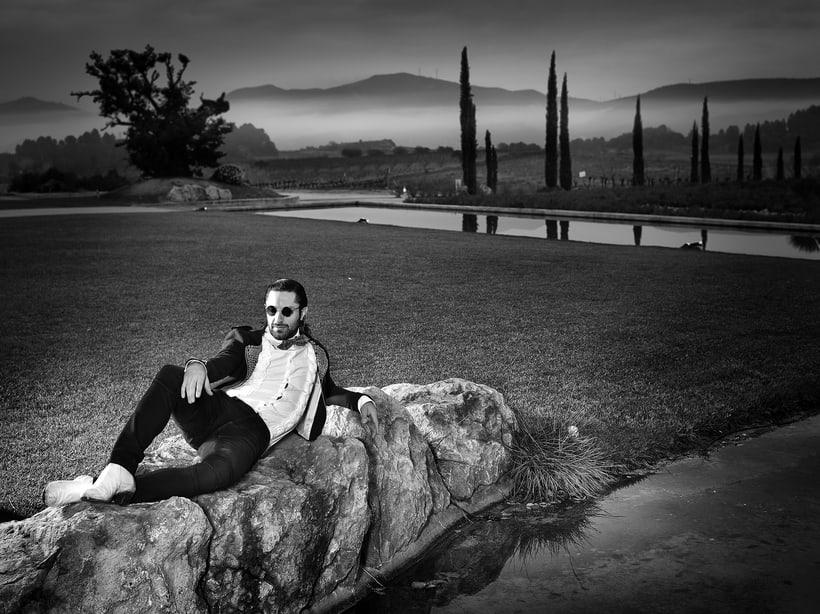 Rafael Amargo para Le City Deluxe 5