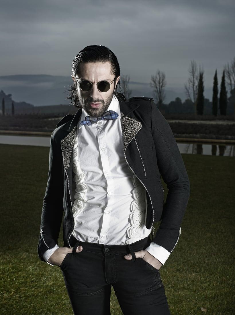 Rafael Amargo para Le City Deluxe 6