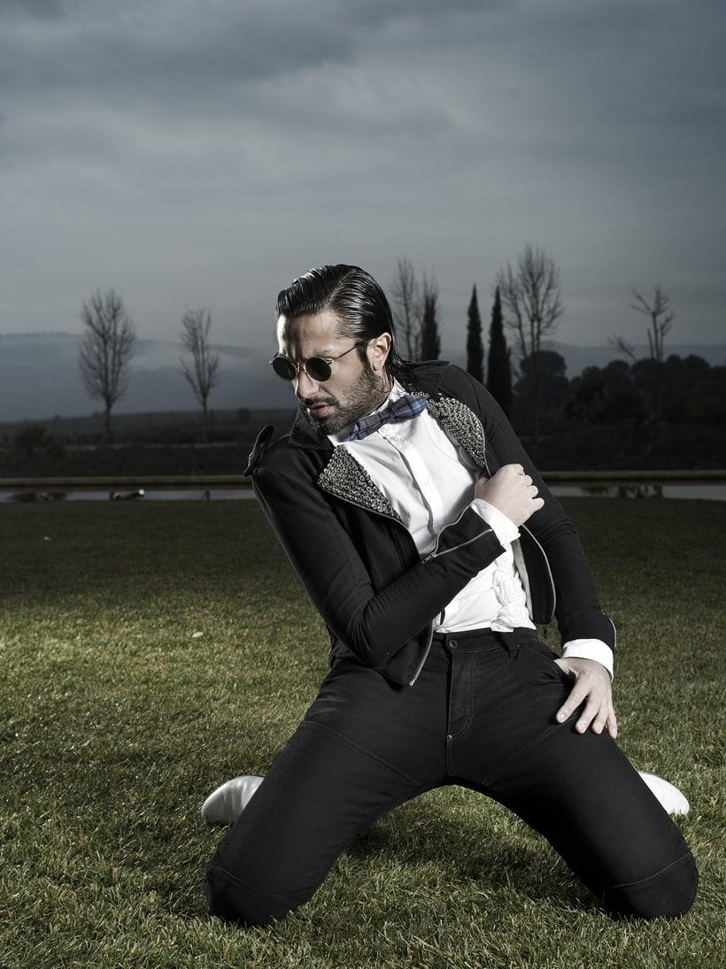 Rafael Amargo para Le City Deluxe 7