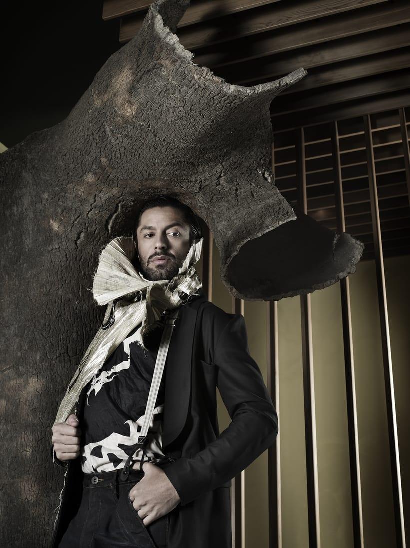 Rafael Amargo para Le City Deluxe 8