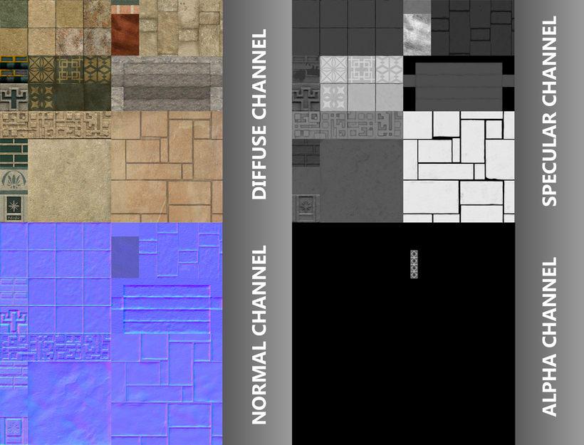 Meereen - Modular environment 1