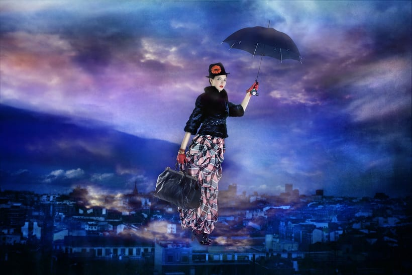 Editorial Mary Poppins Revista AR 4