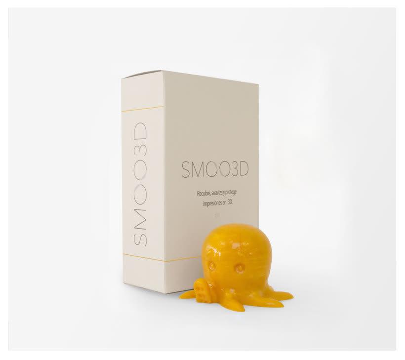 Diseño de producto SMOO3D 1