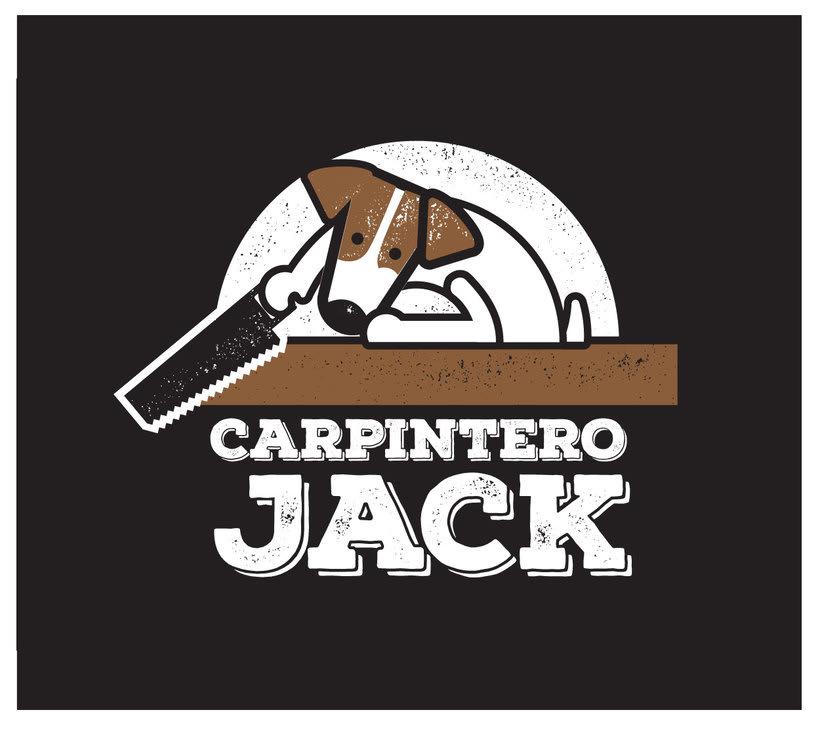 Carpintero Jack Logotipo 0