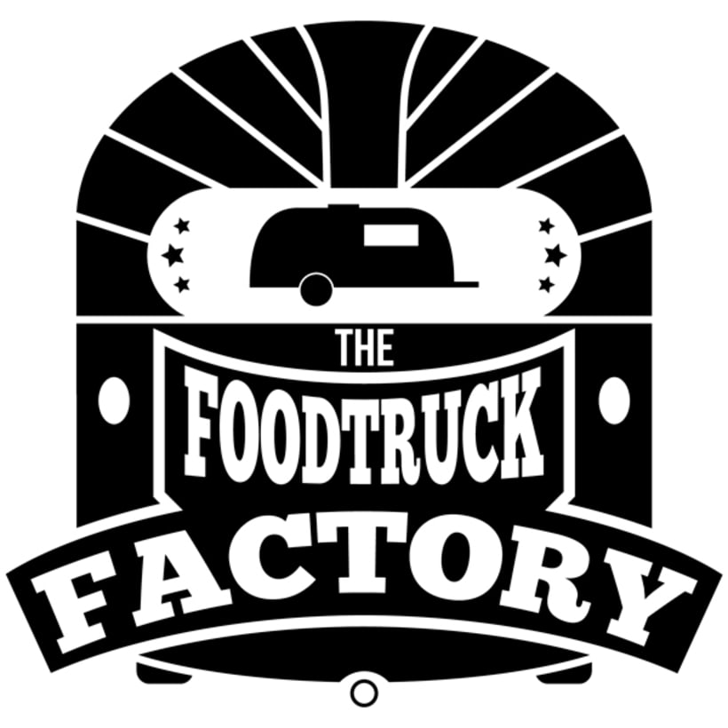 Logotipo para The Food Truck Factory 1