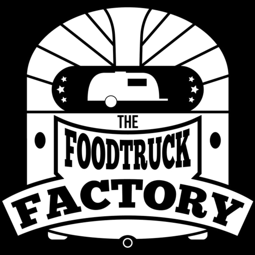 Logotipo para The Food Truck Factory 2