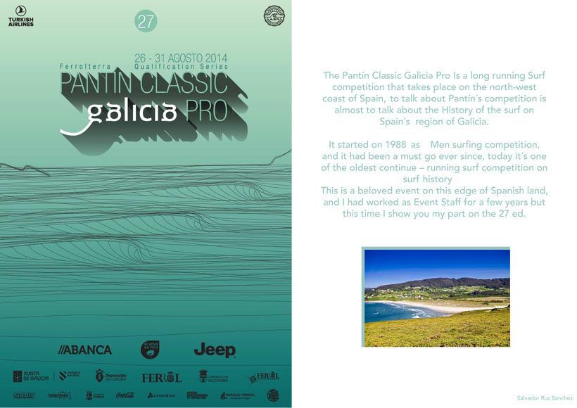 3D Pantin Classic Galicia Pro 0