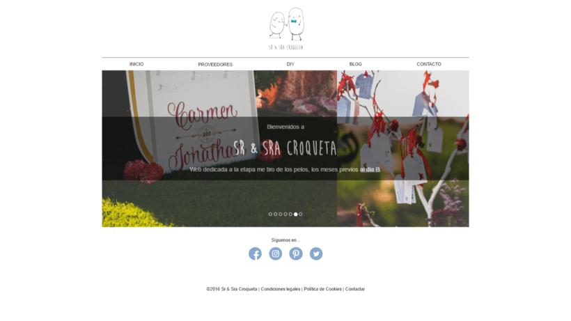 Sr & Sra Croqueta Web 1