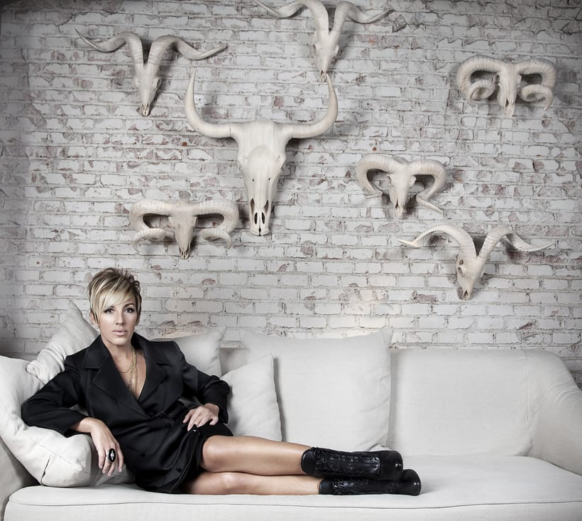 Ana Torroja para Showdown magazine  0