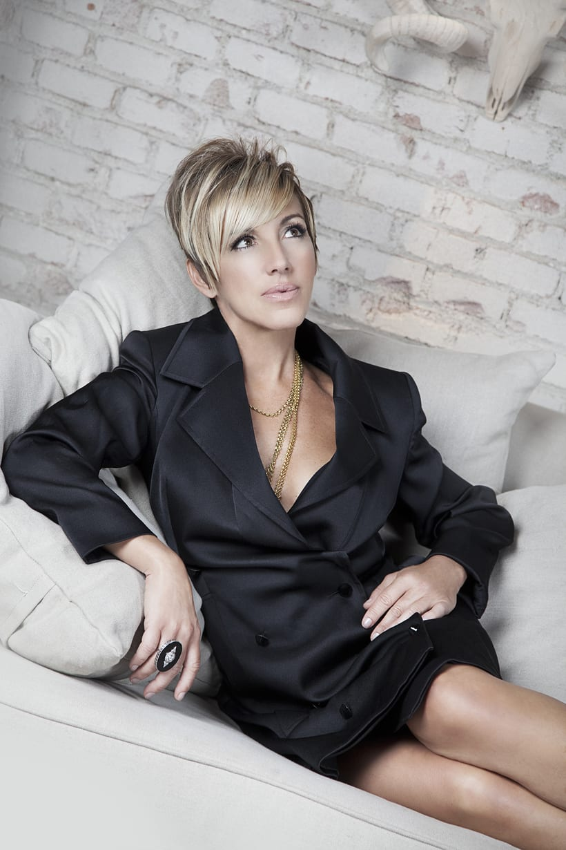 Ana Torroja para Showdown magazine  1
