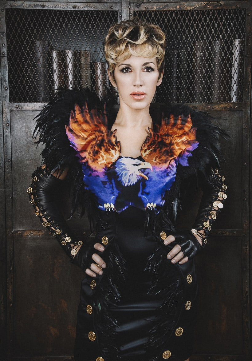 Ana Torroja para Showdown magazine  4