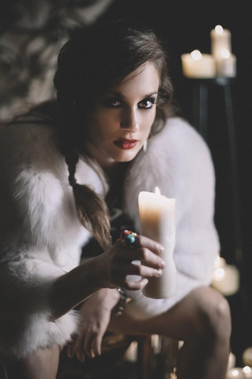Silvia Alonso para Babylon magazine 0