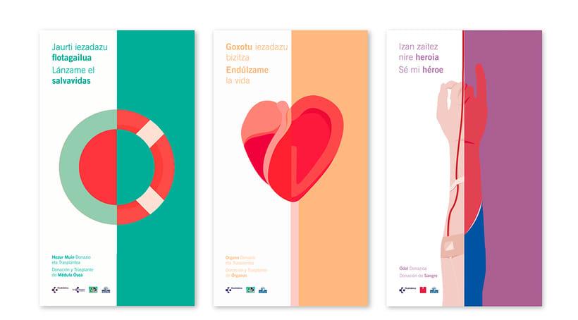Diseño de campaña de donación 1