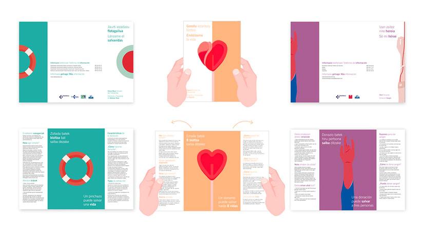 Diseño de campaña de donación 3