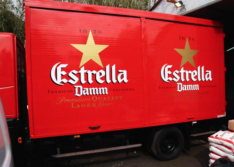 Estrella Damm  0
