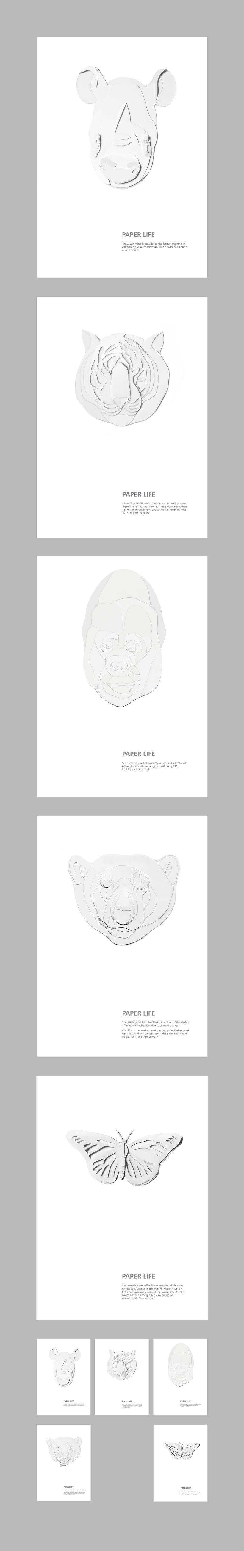 Paper life -1