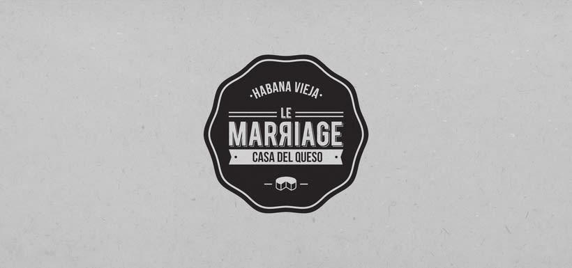Le Marriage. La casa del queso. 1