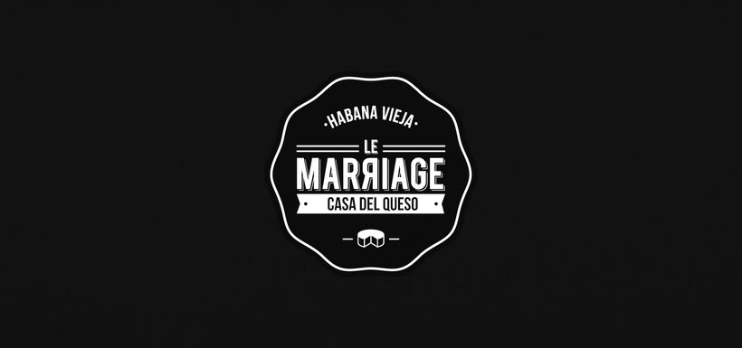 Le Marriage. La casa del queso. 2