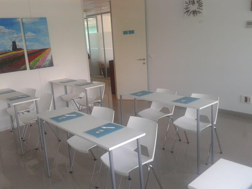Salas de reunión o formación 0